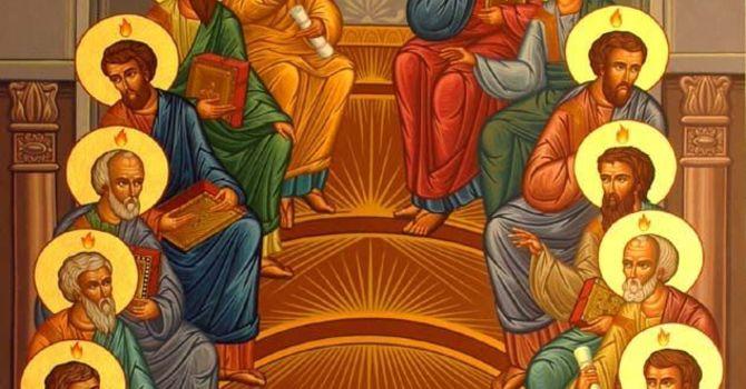 Bulletin: Pentecost Sunday image
