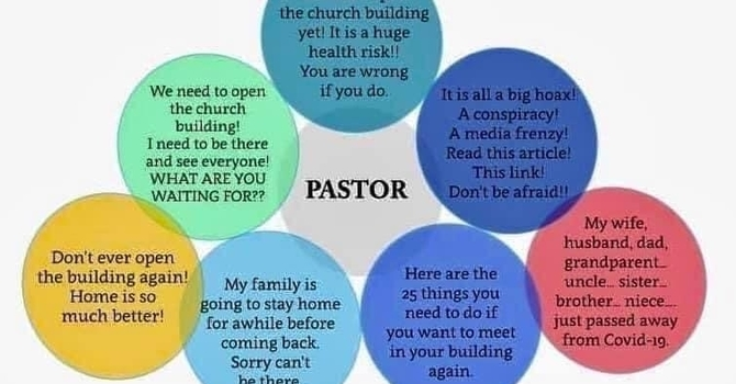 A Pastor's Plea image