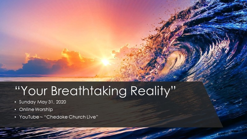 """""""Your Breathtaking Reality"""""""