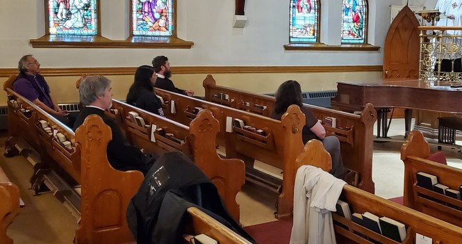 Faith Leaders' Consultation on Re-Opening Places of Worship