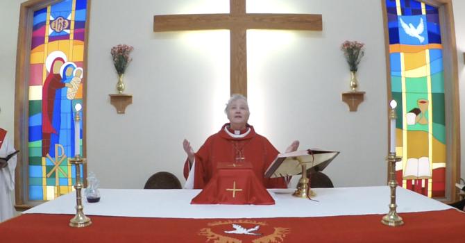 Pentecost Service 31 May 2020