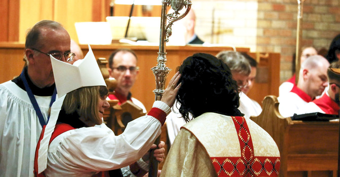 All Saints' and Edmonton Diocese Welcome Alex Meek as Rector and Dean image