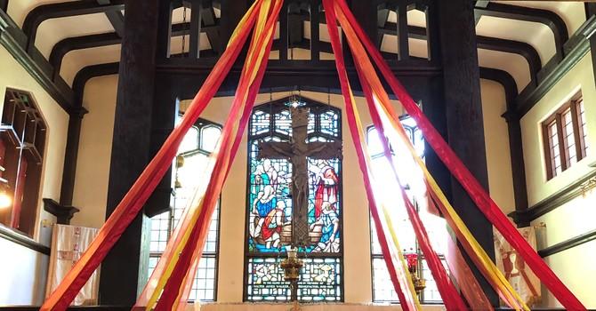 Pentecost - Sunday, May 31st image