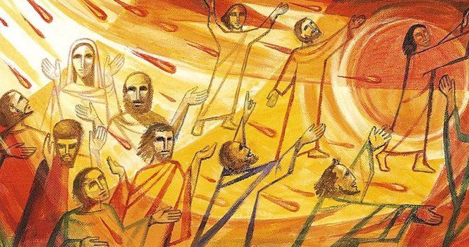 Holy Eucharist for Pentecost