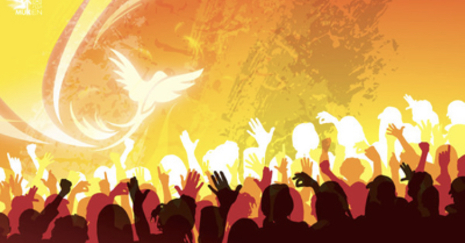 The Feast of Pentecost Year A 2020  image