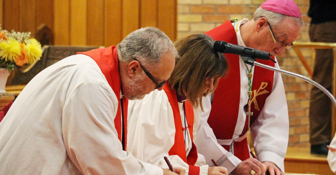 Lutheran, Anglican, Catholic Bishops Launch Ecumenical Initiative image