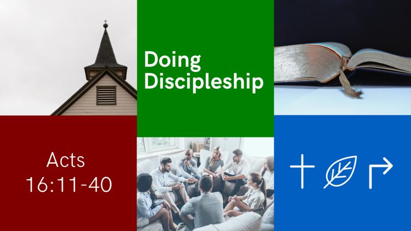 Doing Discipleship