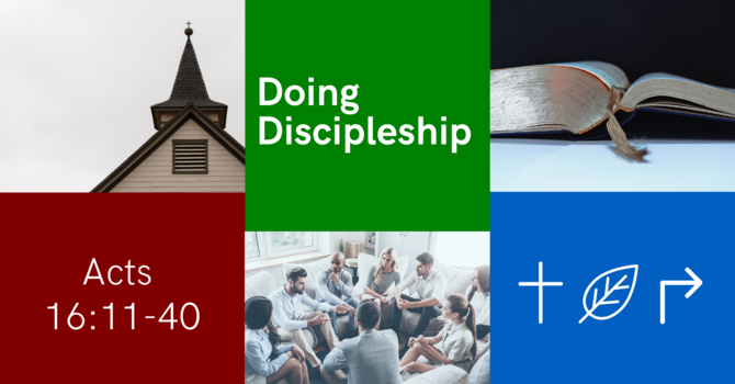 Doing Discipleship