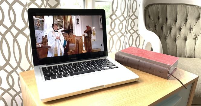 Sunday Worship Service - Facebook Live Video