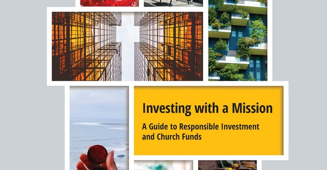 INVESTING with a MISSION image