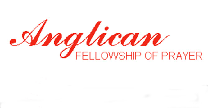 ANGLICAN FELLOWSHIP OF PRAYER Newsletter image