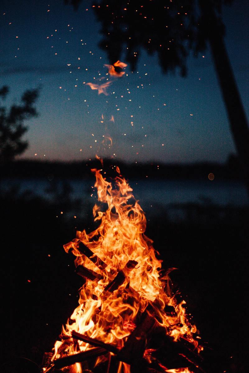 Pentecost: Fire, Breath, and Prayer