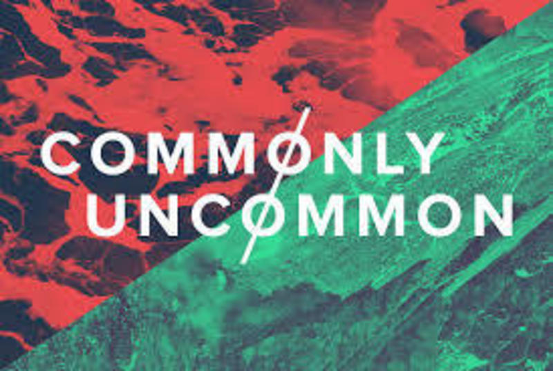 Commonly Uncommon