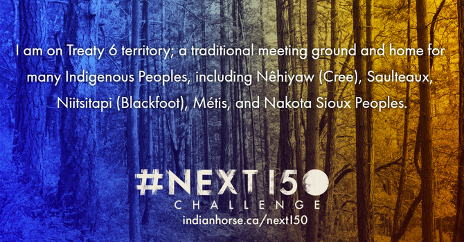 Join the #Next150 Challenge image