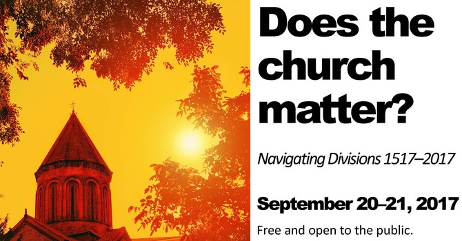 """Does the Church Matter?"""