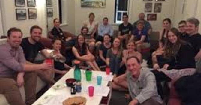 Pastorate: Gathering and Potluck Dinner