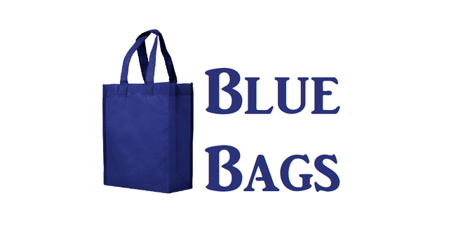 Blue Bags Drop-Off for June image