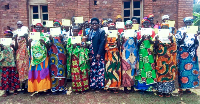Buye Senior Citizens Express Gratitude for Medical Support