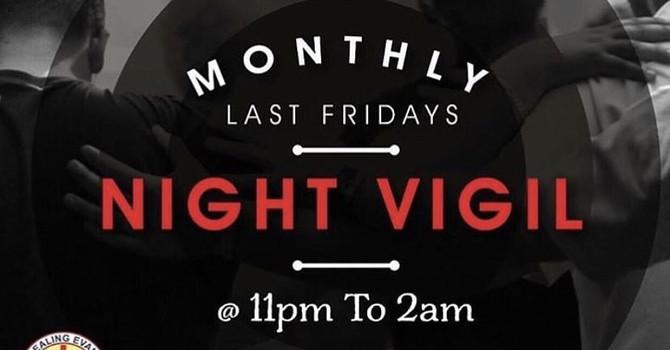 SOLUTION NIGHT | NIGHT VIGIL