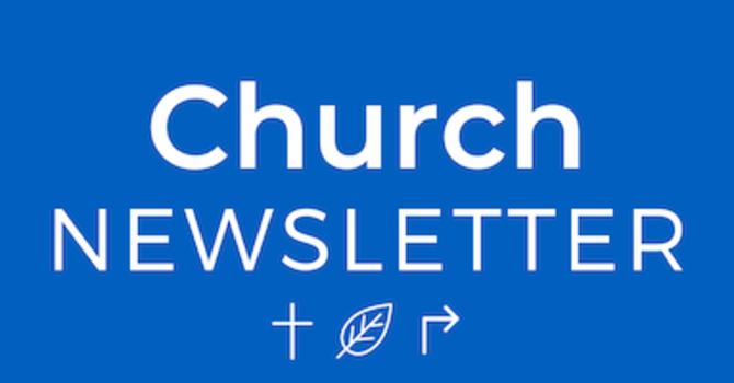 Newsletter - June 3, 2020