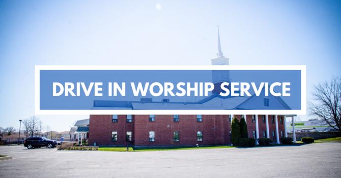 Drive In Worship Night