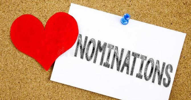 Call For Nominations image