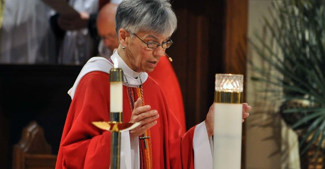 Blessing of Oils and Renewal of Vows