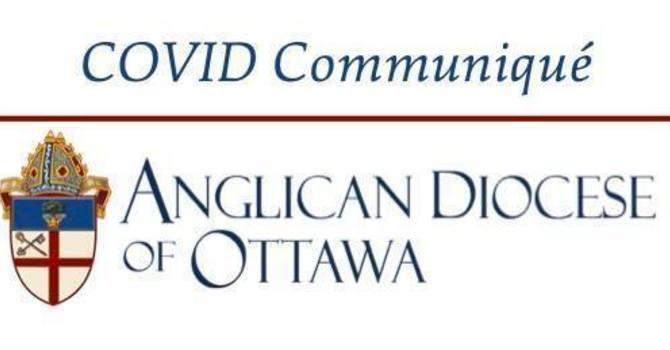 Diosesan COVID Communique