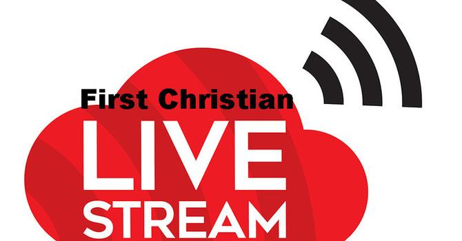 Livestream Volunteers Needed image
