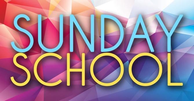 No Sunday School image