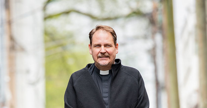 Fr. Matthew Johnson - SOI and COVID-19 image