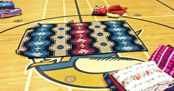St. Saviour Vermilion to Host Blanket Exercise