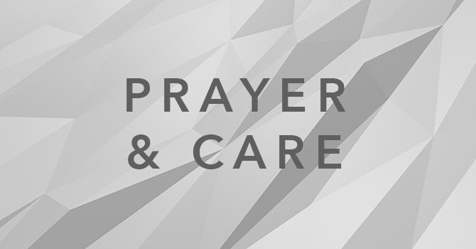 Prayer & Care image