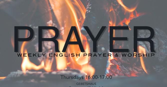 Weekly Prayer at Gebetshaus image