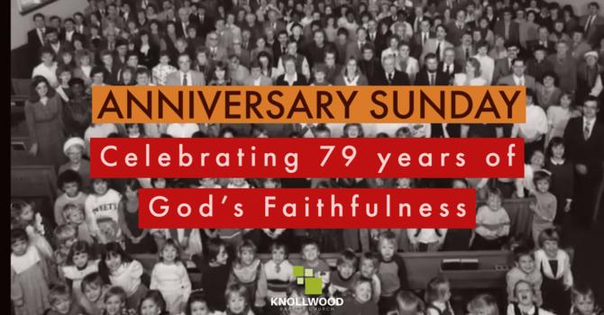 God's Faithfulness Over 79 Years image