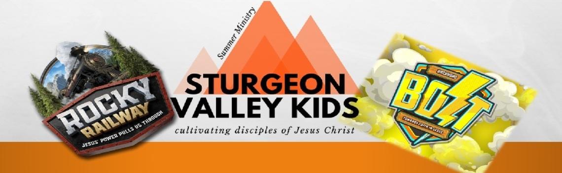Sturgeon Valley Baptist Church/SVBC