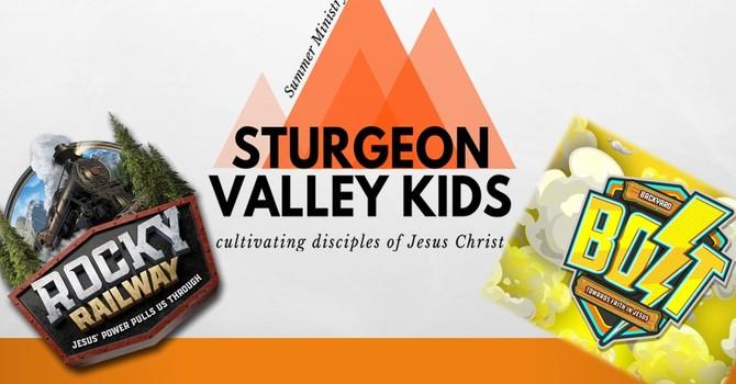 Sturgeon Valley Kids Summer Events