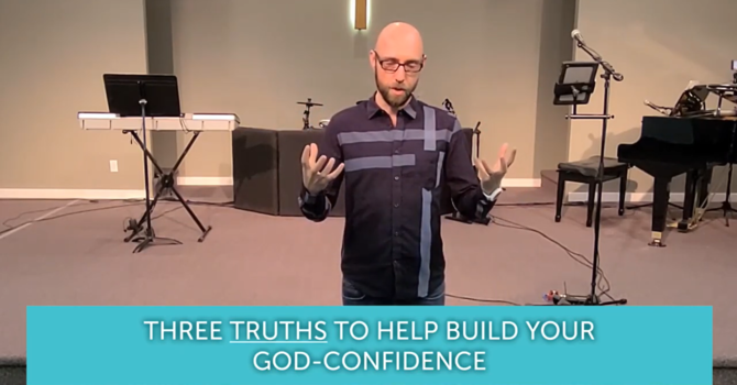 Three Truths to Cultivate Confidence