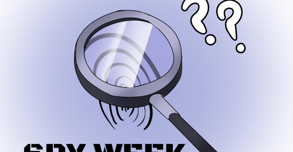 SPY Week - Sonsational Online Week 1