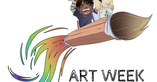 Art Week - Sonsational Online Week 2