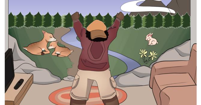 Adventure Week - Sonsational Online Week 4