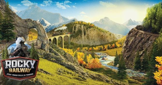 Rocky Railway VBS Registration
