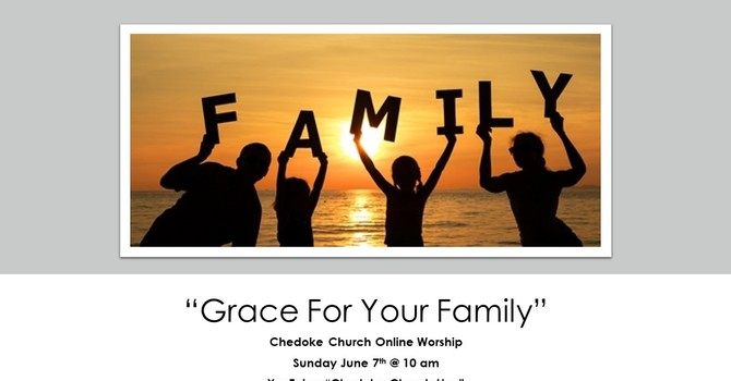 """""""Grace For Your Family"""""""