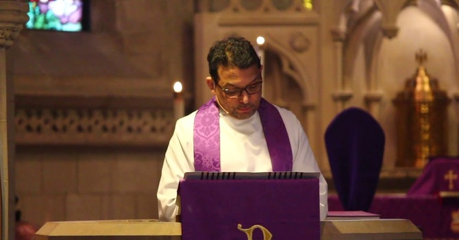 Announcing Rev. Koshy Mathews Gloria Dei Interim Priest image