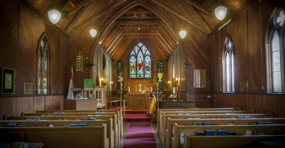 Church of St. Peter Quamichan
