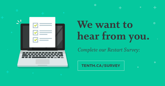 Tenth Restart Survey image