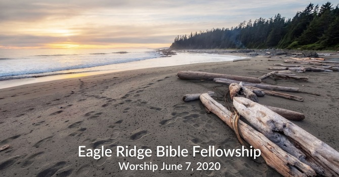 Worship for June 7, 2020 image