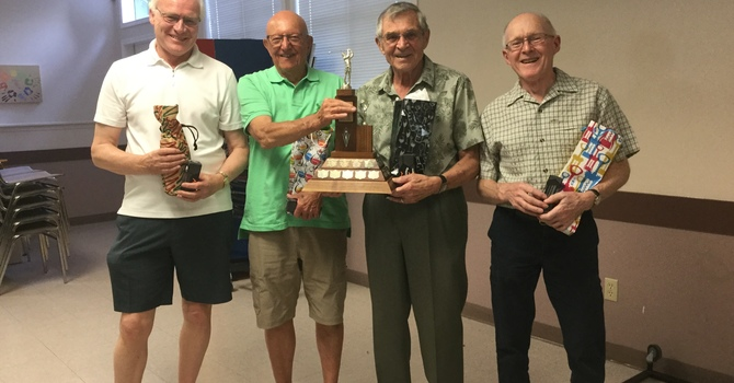 Men's Club Golf Tournament and Dinner image