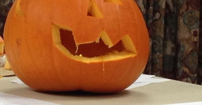 Pumpkin Prayer  image
