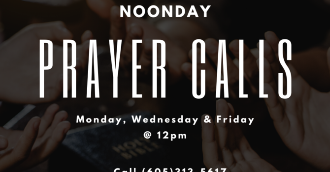 New Noon-day Prayer Info image